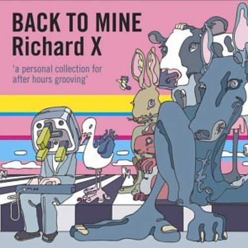 Richard X Back To Mine Import Gbr