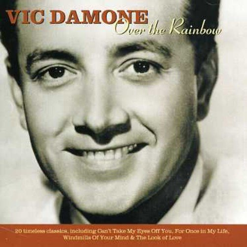 Vic Damone Over The Rainbow Import Eu