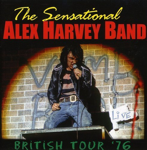 Alex Harvey Band British Tour '76 Import Gbr