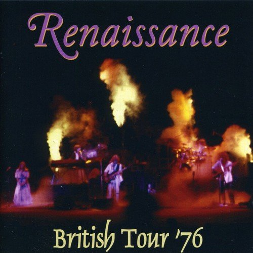 Renaissance British Tour '76 Import Gbr Incl. Booklet
