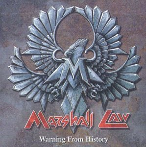 Marshall Law Warning From History Import Eu Incl. Bonus Track