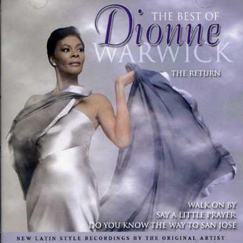 Dionne Warwick Best Of Donnie Warwick Import Gbr