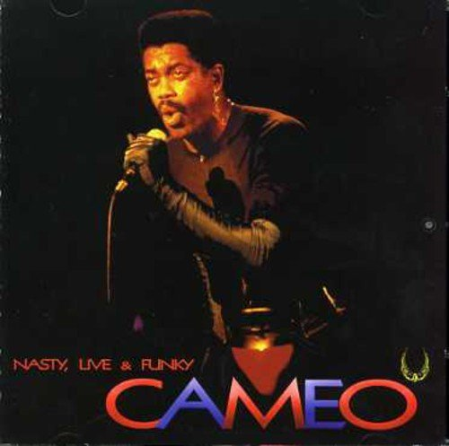 Cameo Nasty Live & Funky Import Gbr