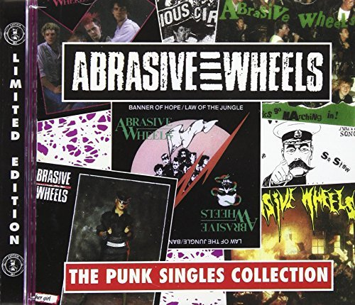 Abrasive Wheels Punk Singles Collection Import Gbr