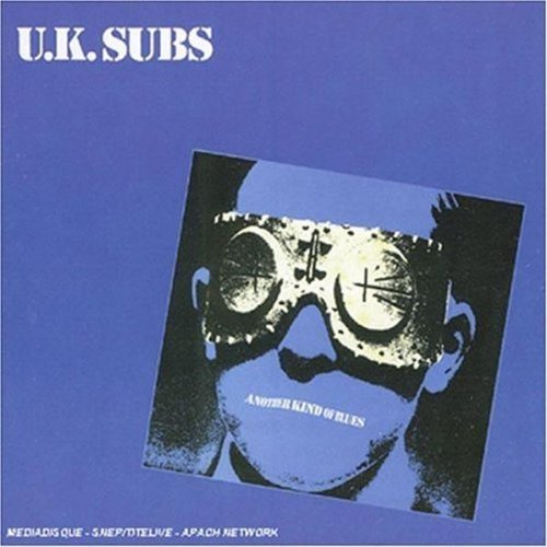 Uk Subs Another Kind Of Blues Import Gbr Incl. Bonus Tracks