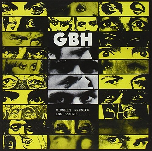 G.B.H. Midnight Madness & Beyond Import Gbr Incl. Bonus Tracks
