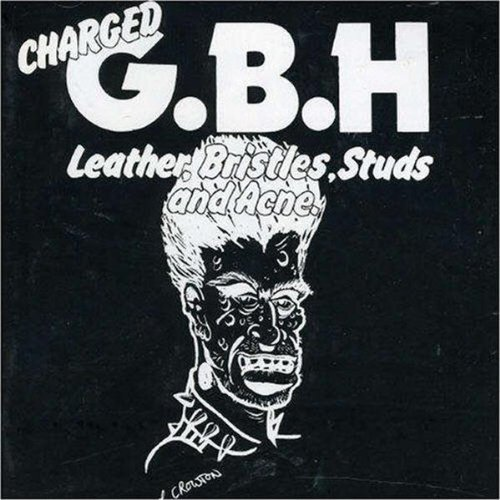 G.B.H. Leather Bristles Studs & Acne Import Gbr Incl. Bonus Tracks