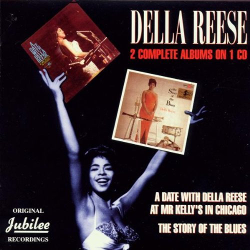Della Reese Story Of The Blues Della At Mr Import Gbr 2 On 1