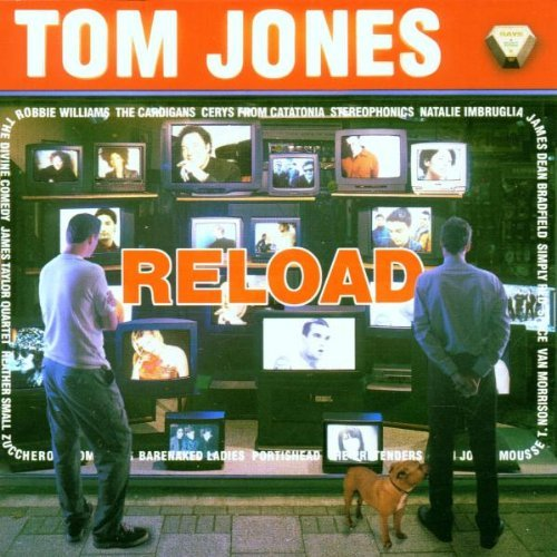Tom Jones Reload Import Aus