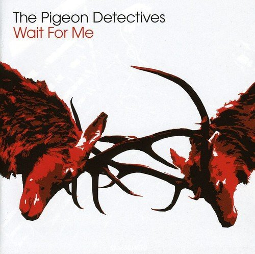 Pigeon Detectives Wait For Me Import Eu