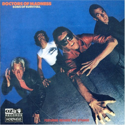 Doctors Of Madness Sons Of Survival Import Gbr Incl. Bonus Tracks
