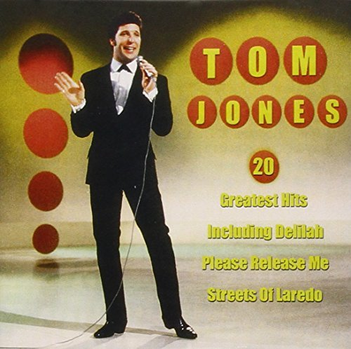 Jones Tom 20 Great Hits