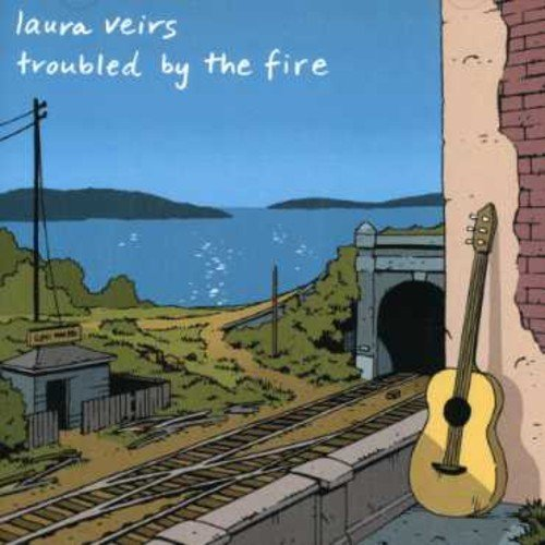 Laura Veirs Troubled By The Fire Import Gbr