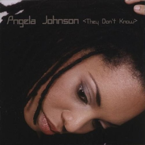 Angela Johnson They Don't Know Import Gbr