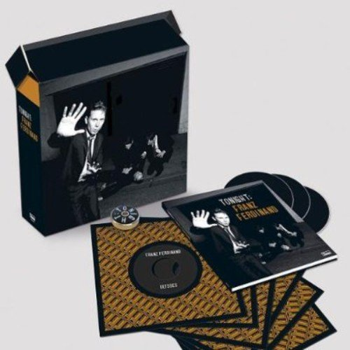 Franz Ferdinand Tonight Franz Ferdinand Import Gbr Box Set Ltd Uk Only