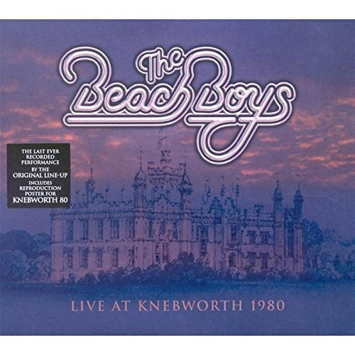 Beach Boys Live At Knebworth 1980 Import Eu