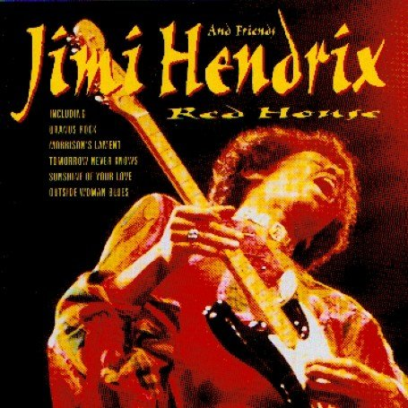 Jimi Hendrix Red House Import Gbr