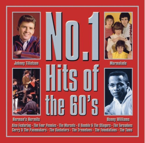 No 1 Hits Of The 60's No 1 Hits Of The 60's Import Gbr