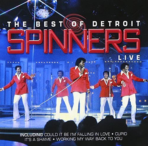 Detroit Spinners Best Of Detroit Spinners Import Gbr