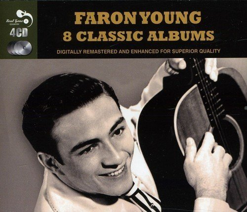 Farron Young Eight Classic Albums Import Gbr