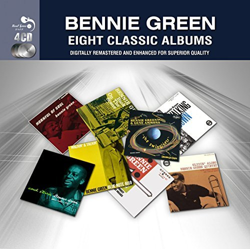 Bennie Green Eight Classic Albums Import Gbr 4 CD