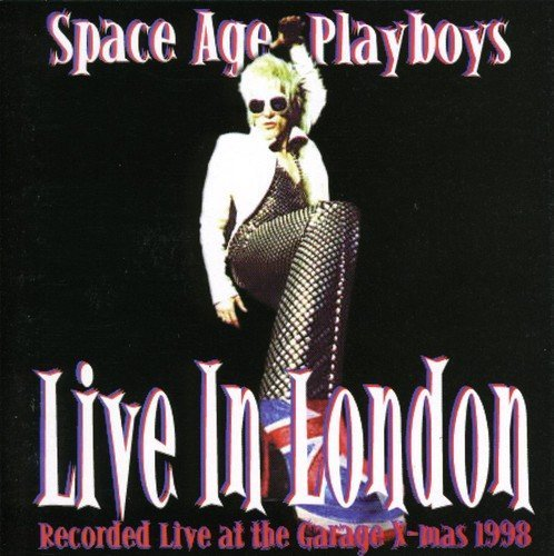 Space Age Playboys Live In London Import Gbr