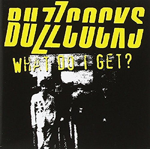 Buzzcocks What Do I Get Incl.Dvd