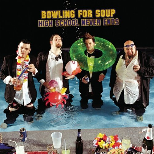 Bowling For Soup High School Never Ends Import Gbr