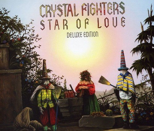 Crystal Fighters Star Of Love Deluxe Edition Import Gbr