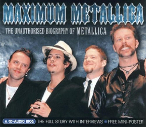 Metallica Maximum Metallica Import Gbr