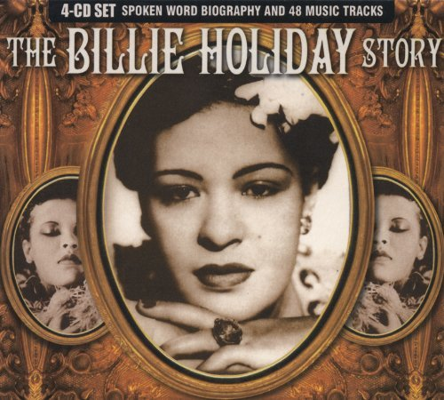 Billie Holiday Billie Holiday Story 4 CD