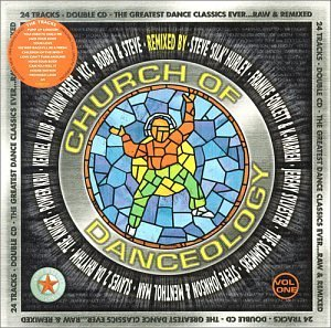 Church Of Danceology Raw & Rem Vol. 1 Church Of Danceology Ra Import Eu 2 CD Set