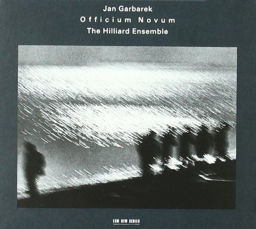 Jan Hilliard Ensemble Garbarek Officium Novum