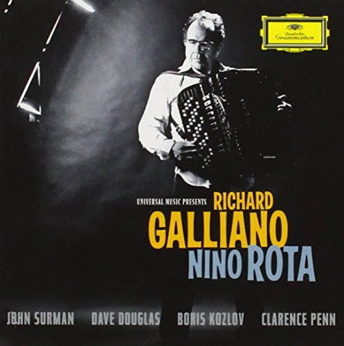 Richard Galliano Nino Rota