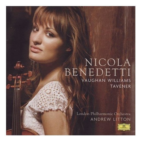 Nicola Benedetti Vaughan Williams Tavener Litton Lpo