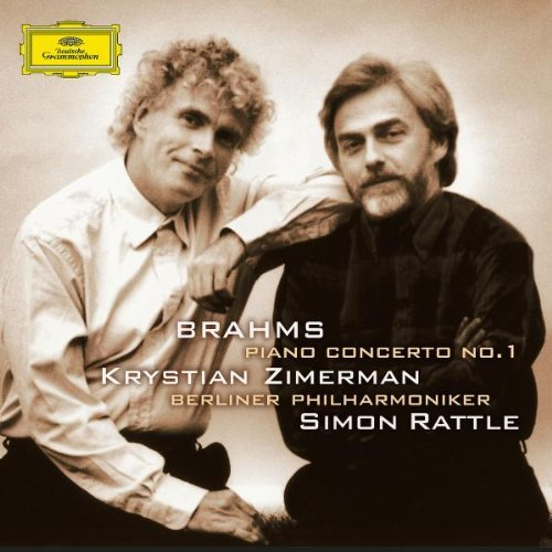 Zimerman Rattle Berlin Philhar Piano Concerto No. 1 Rattle Berlin Po