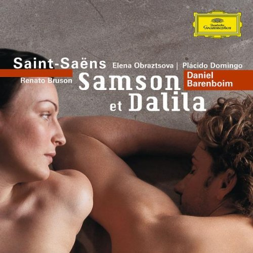 C. Saint Saens Samson Et Dalila 2 CD Set