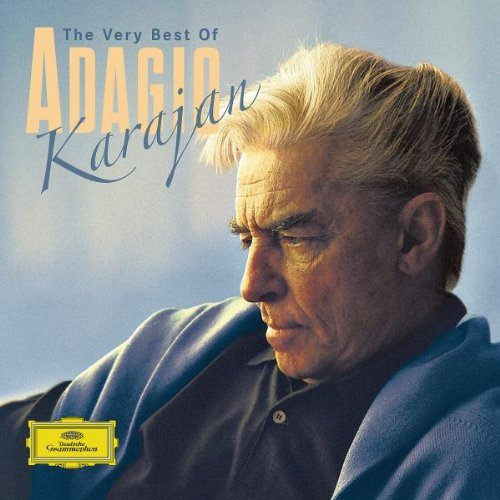 Herbert Von Karajan Very Best Of Adagio 2 CD Karajan Berlin Po