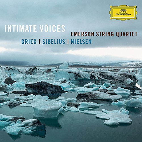 Emerson String Quartet Intimate Voices (grieg Nielsen Emerson String Qt