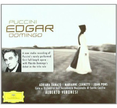 G. Puccini Edgar 2 CD Set