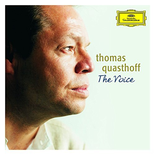 Quasthoff Thomas Voice Quasthoff (bar) 2 CD Set