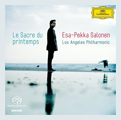 I. Stravinsky Le Sacre Du Printemps Sacd Salonen Los Angeles Phil