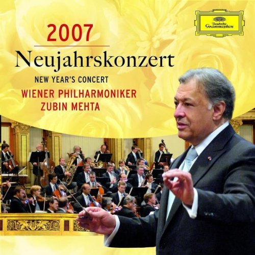 New Year's Concert 2007 New Year's Concert 2007 2 CD Set Mehta Vienna Po