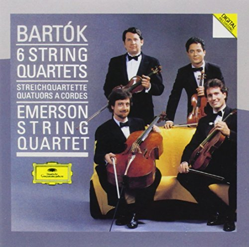 Béla Bartók 6 String Quartets Emerson String Quartet