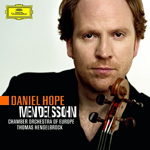 F. Mendelssohn Con Vn Hope*daniel (vn) Hengelbrock Co Of Europe