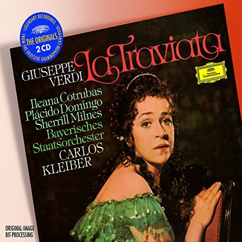 G. Verdi La Traviata 2 CD Set