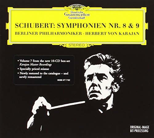 Karajan Berlin Philharmonic Or Symphony Nos. 8 Unfinished & 9 Karajan Berlin Po