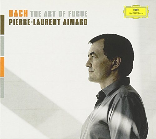 Johann Sebastian Bach Art Of Fugue Aimard*pierre Laurent (pno)