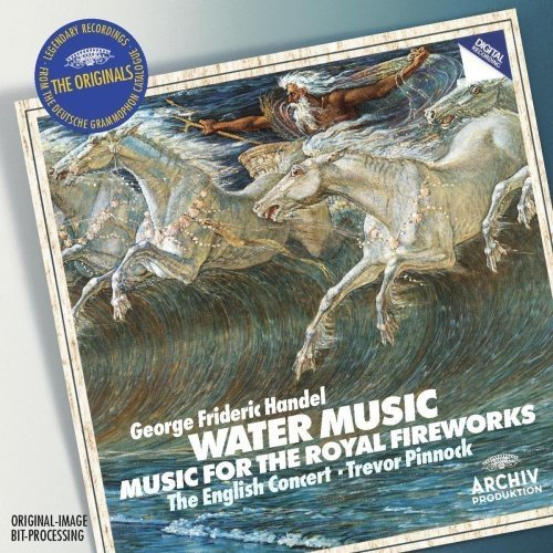 G.F. Handel Water Music & Fireworks Music Import Gbr