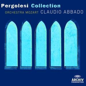 Claudio Abbado Pergolesi Collection 3 CD Orchestra Mozart